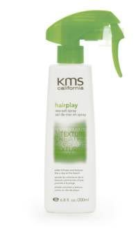 KMS California Sea Salt Styling Spray