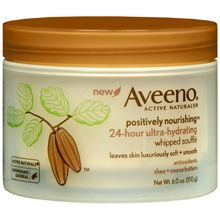 Aveeno Postively Nourishing Comforting Whipped Souffle (WAS Positively Nourishing 24-hour Ultra-Hydrating W