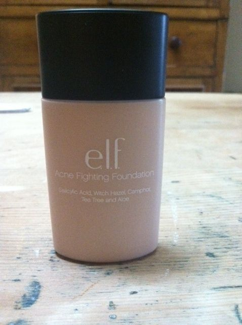 E.L.F. Acne Fighting Foundation reviews, photos, ingredients ...