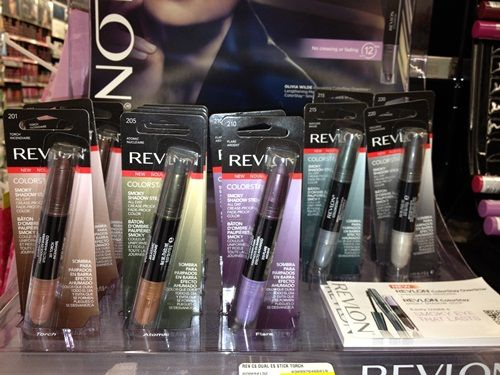 Revlon Colorstay Smoky Shadow Stick