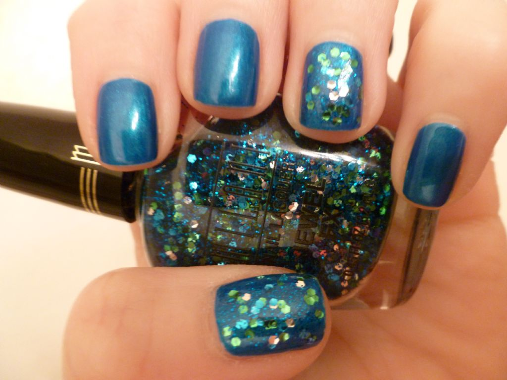 Milani JewelFX Teal (Uploaded by trillium13)
