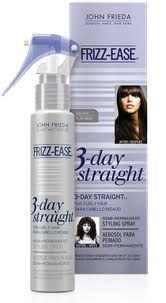 John Frieda 3-day Straight Semi-Permanent Styling Spray