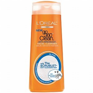L'Oreal Paris Go 360 Anti-Breakout Facial Cleanser