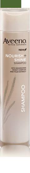 Aveeno Aveeno Nourish + Shine Shampoo