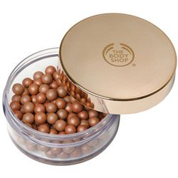 The Body Shop Brush-On Bronze Beads