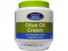 Kingsley House - Olive Oil Cream