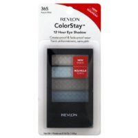 Revlon Colorstay 12-Hour Eyeshadow Quad - Azure Mist