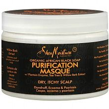Shea Moisture Organic African Black Soap Purification Masque