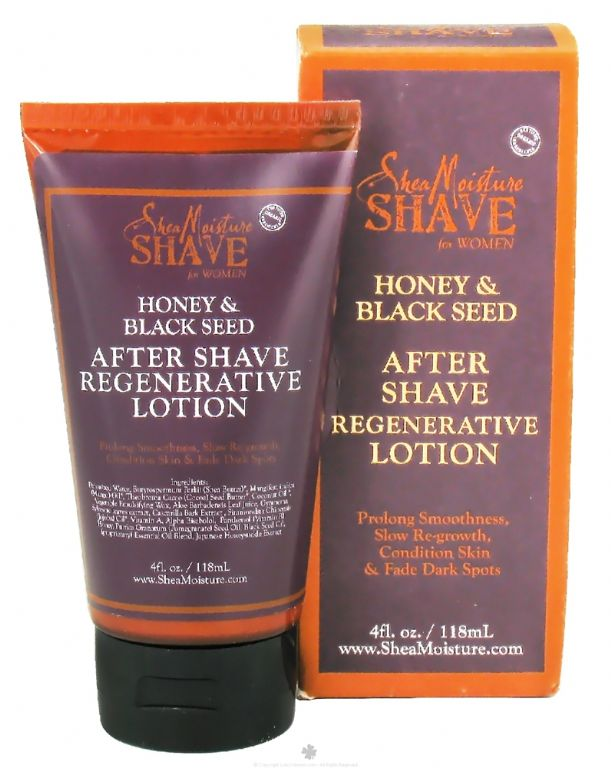 Shea Moisture Honey & Blackseed Regenerative Lotion