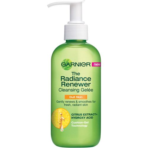 Garnier Radiance Renewer Cleansing Gelee
