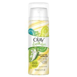 Olay Fresh Effects Out of This Swirled Deep Pore Clean + Exfoliating Scrub