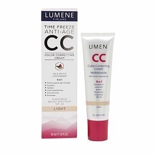 Lumene Time Freeze Anti-Age Color Correcting CC Cream [DISCONTINUED]