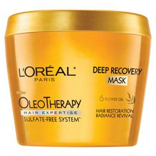L'Oreal Hair Expertise Oleo Therapy Deep Recovery Mask