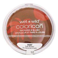 Wet 'n' Wild Coloricon Bronzer & Blush