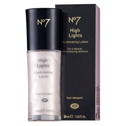 Boots  No7 High Lights Illuminating Lotion  [DISCONTINUED]