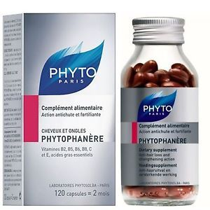 Phyto Phytophanere Food Supplement for Hair and Nails