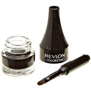 Revlon colorstay cream gel eyeliner in black