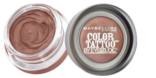 Maybelline Color Tattoo - Bad to the Bronze / On and On Bronze