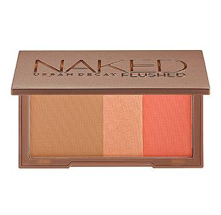Urban Decay Naked Flushed - Streak