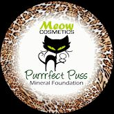 Meow Cosmetics Purrrfect Puss Mineral Foundation