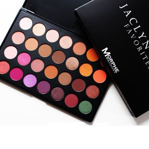 Morphe Jaclyn Hill Favorites Palette