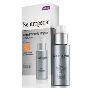 Neutrogena Rapid Wrinkle Repair Moisturizer Broad Spectrum SPF 30