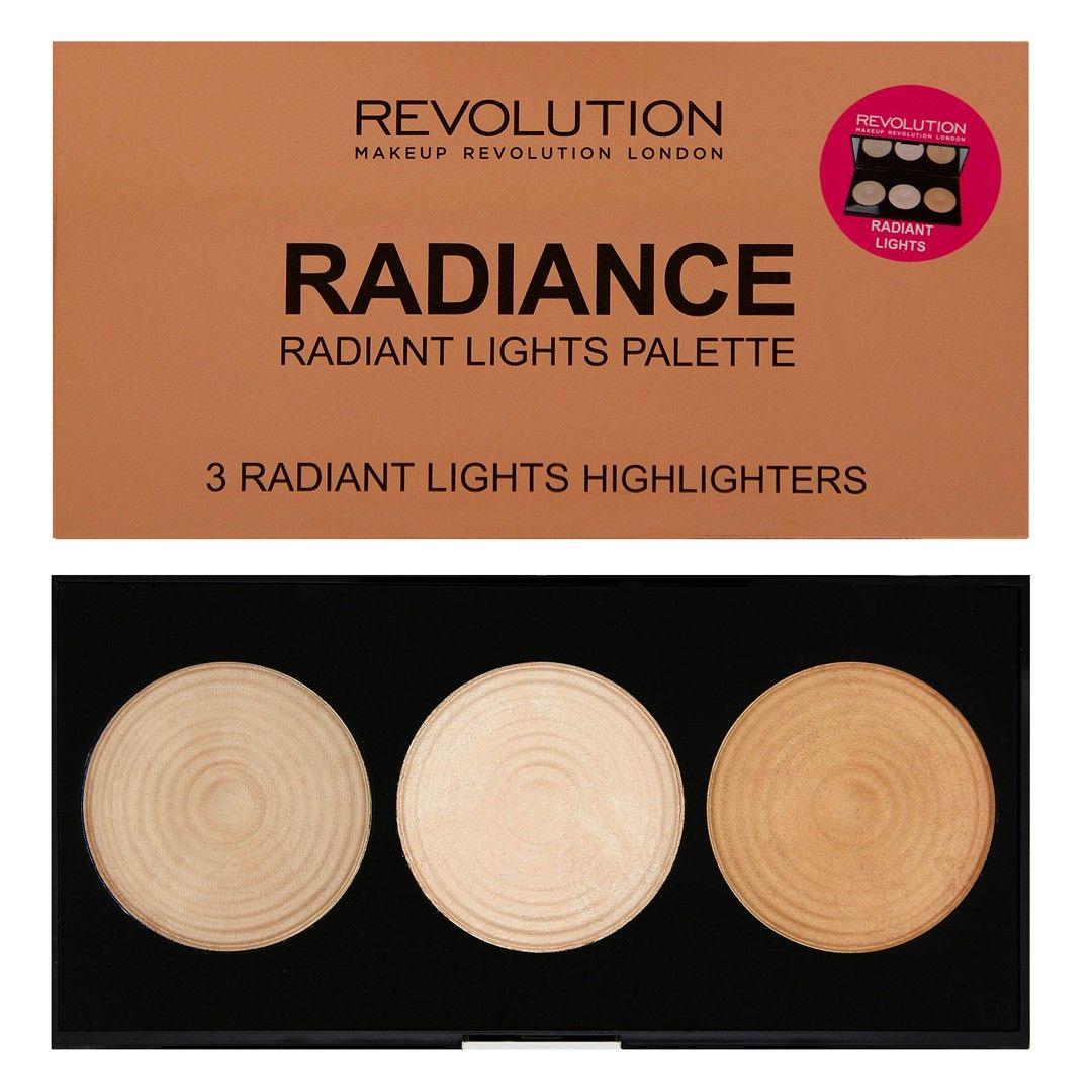 Radiant Lights Highlighter Palette