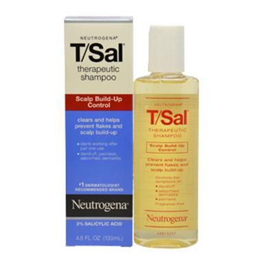 Neutrogena T-Sal Therapeutic Shampoo