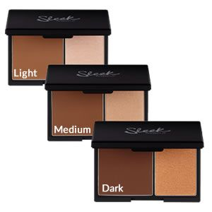 sleek makeup face contour kit reviews photos makeupalley