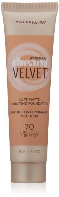 Maybelline Dream Velvet Soft Matte Hydrating Foundation