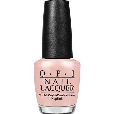 Opi Nail Lacquer Bubble Bath Reviews Photos Ingredients Makeupalley
