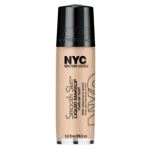 New York Color Smooth Skin Liquid Makeup