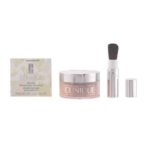 Clinique Blended Face Powder and Brush (loose powder)