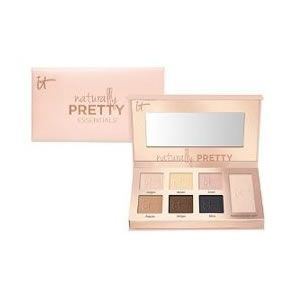 It Cosmetics Naturally Pretty Essentials Matte Luxe Transforming Eye Shadow Palette