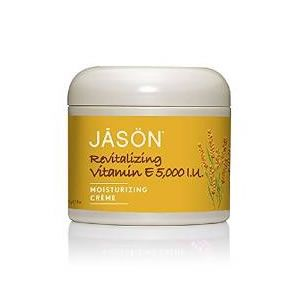 Jason Natural Cosmetics 5000 I.U. Vitamin E Revitalizing Moisturizing Creme