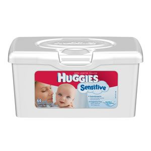 Huggies Gentle Care Sensitive Wipes
