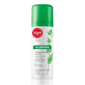 Klorane Dry Shampoo with Nettle - Oily Hair