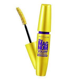 Maybelline New York Magnum Volum Express Waterproof Mascara
