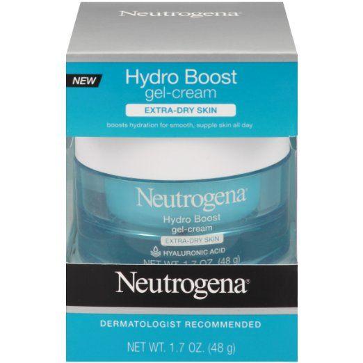 neutrogena hydro boost gel cream makeupalley