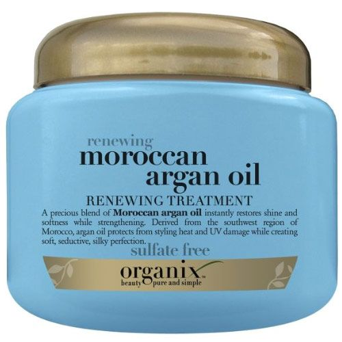 Organix Moroccan Argan Oil Renewing Treatment [DISCONTINUED (reformulated)]