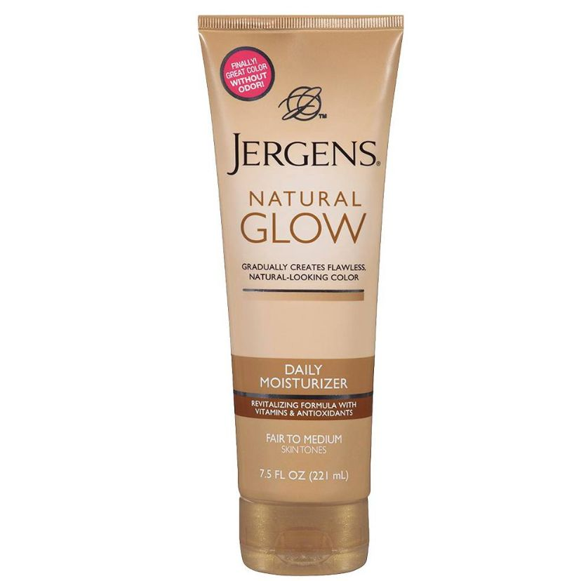 Jergens Natural Glow For Black Skin