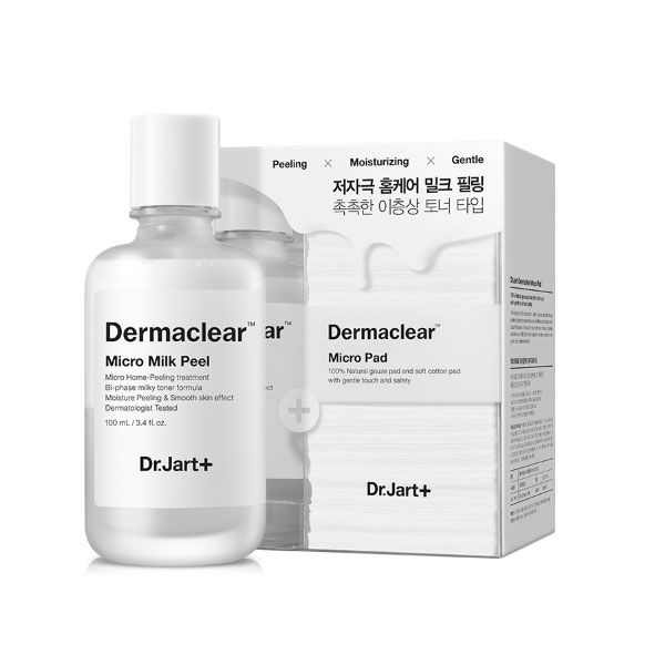Dr. Jart+ Dermaclear Micro Milk Peel reviews, photos, ingredients -  MakeupAlley