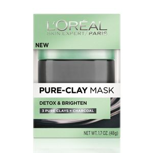 L'Oreal Pure Clay Detox & Brighten Mask