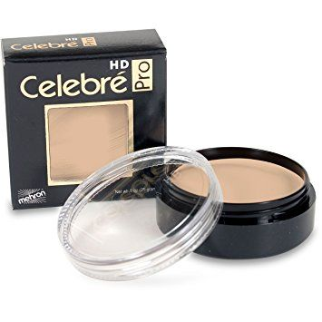 Mehron Celebre HD Pro Cream Makeup