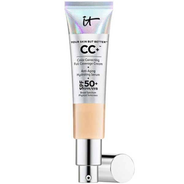 d9d0589f61f06 IT Cosmetics Your Skin But Better SPF 50 CC Cream reviews