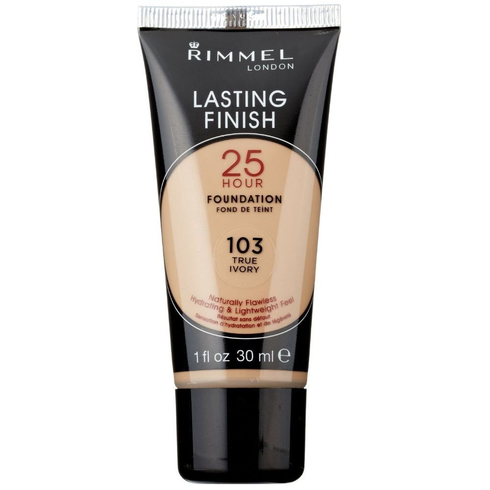 Lasting Finish 25 Hour Foundation