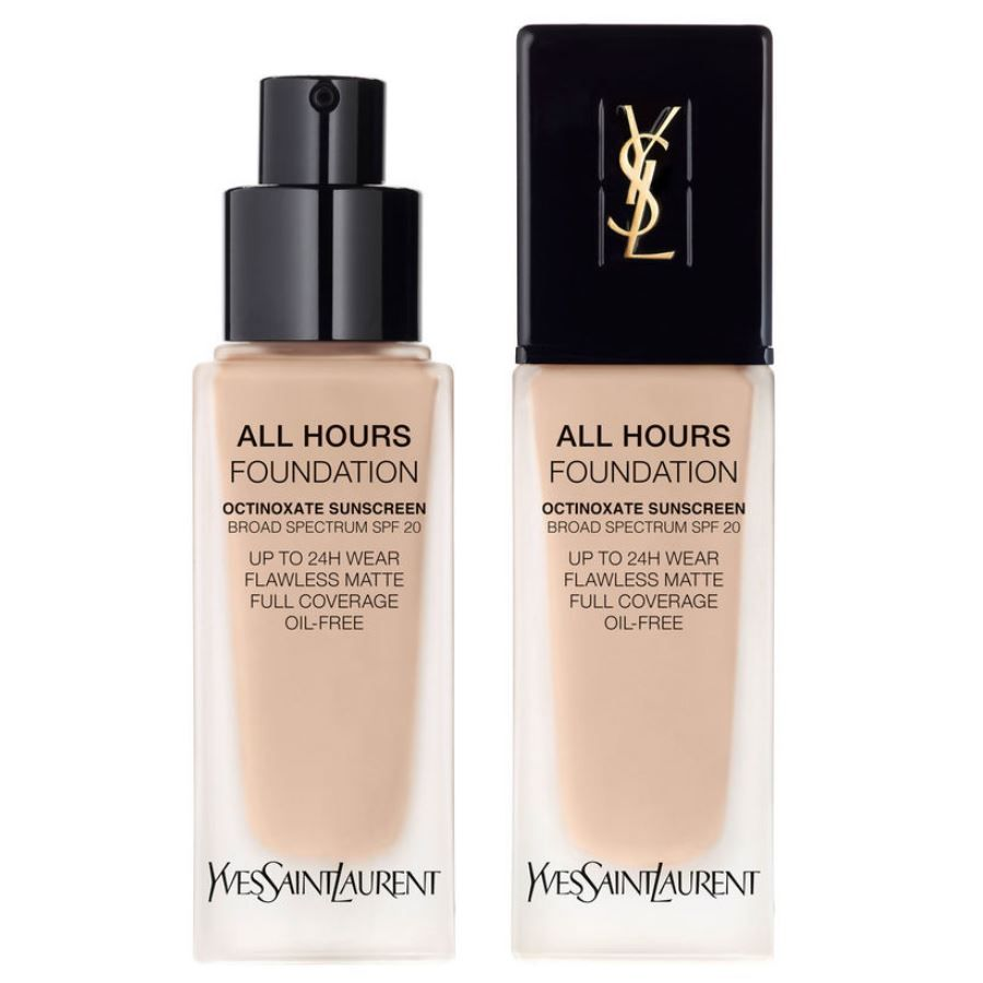 Yves saint laurent all hours full coverage matte for Miroir yves saint laurent
