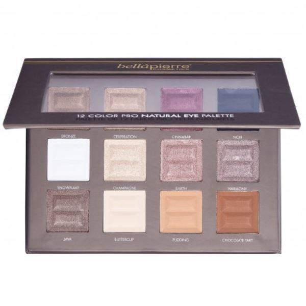 12 Color Pro Lip Palette by Bellapierre #21