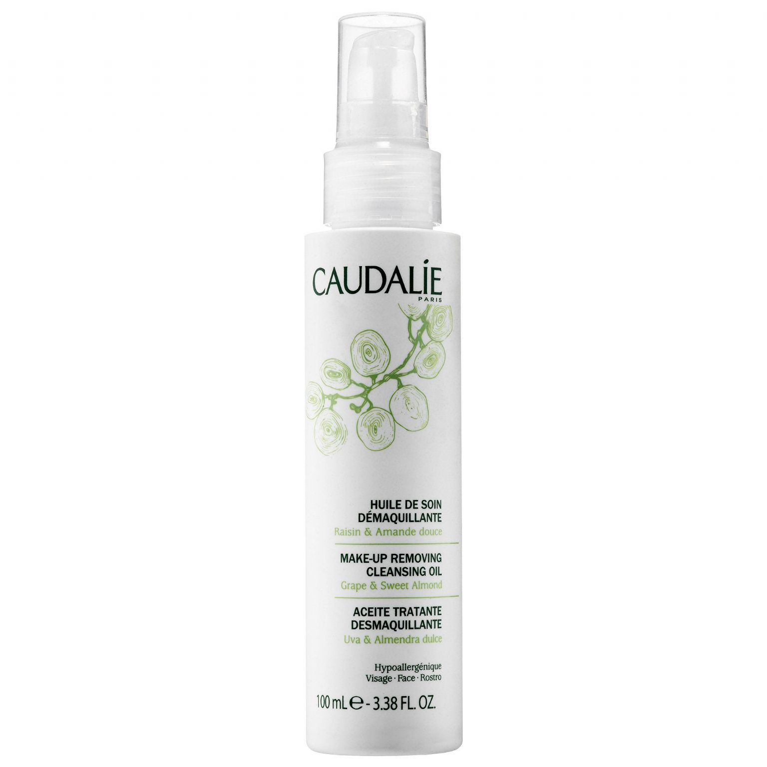 Makeup Removing Cleansing Oil