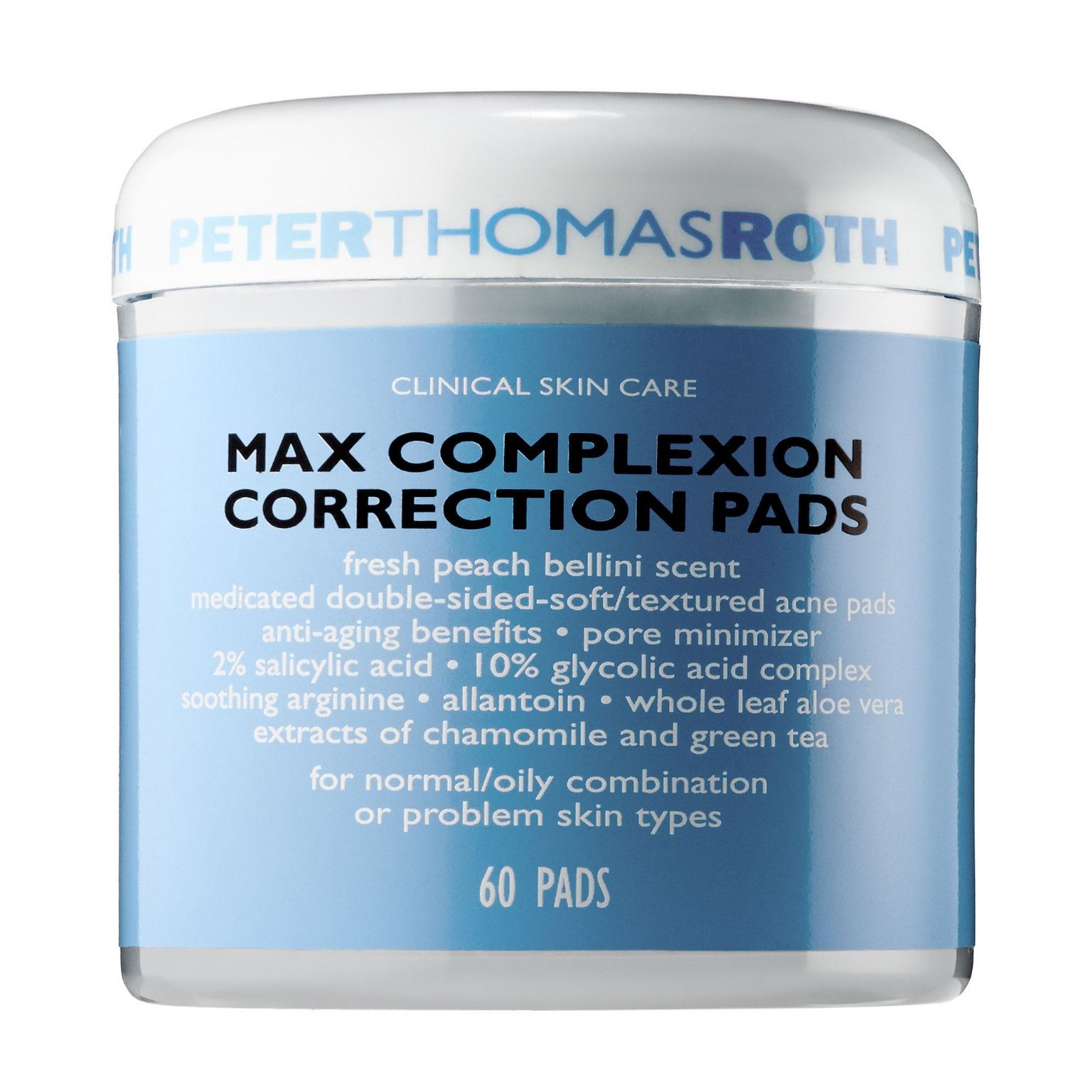 Max Complexion Correction Pads